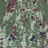 1000 Denier MIl-Spec Nylon Coated Camouflage Fabric - Green Digital Camouflage