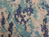 1000 Denier coated Low IR Mil-Spec Nylon Fabric - Digital Woodland