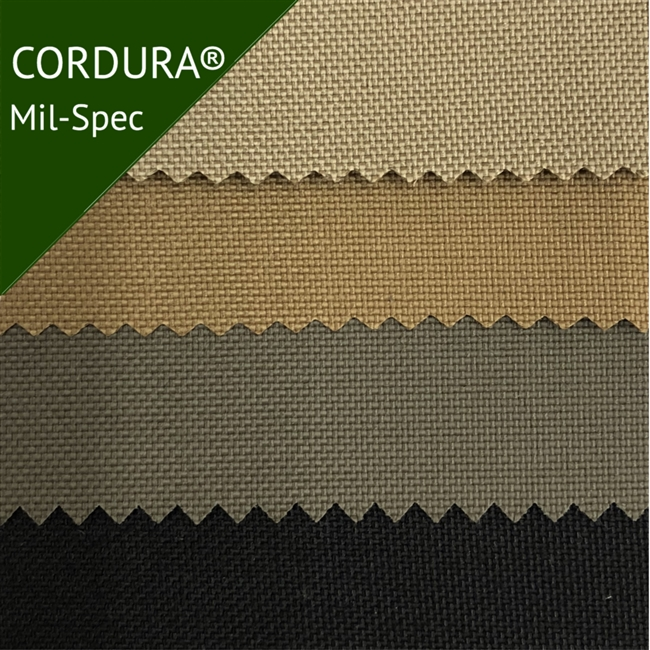 500 Denier Solution Dyed CORDURA® Nylon Fabric