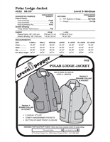 Polar Lodge Jacket (532GP) Sewing Pattern