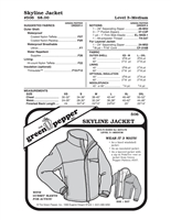 Skyline Jacket (506GP) Sewing Pattern