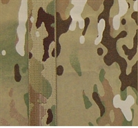 1 inch (25mm) (25mm) Woven Elastic Jacquard Webbing -  MultiCam Camouflage Pattern