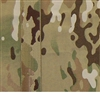 2 inch (50mm) Jacquard Woven Elastic Webbing -  MultiCam Camouflage Pattern