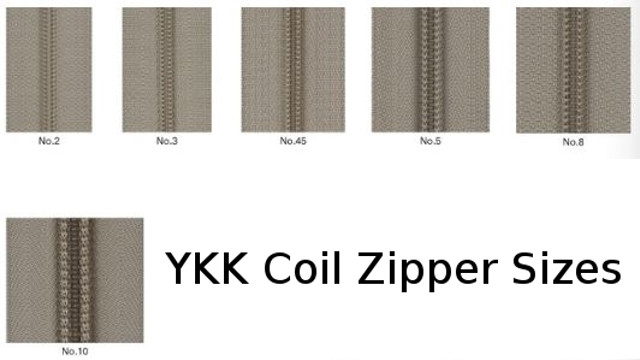 Metal slider with single pull for 8 Coil YKK Zipper