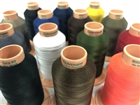 800 m cone of  Gütermann TERA 80 100% Polyester Thread