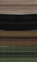 5 Coil YKK Zipper-by-the-Meter