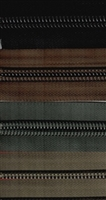 8 Coil YKK Zipper-by-the-Meter