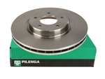 Pilenga Brake Rotors Miata MX-5