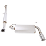 Cobalt Stainless Performance Exhaust System 1990-1997 Miata MX-5