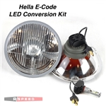 Hella 7'' Headlamp LED Conversion Kit for Miata 1990 - 1997