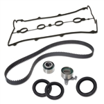 Mazda Miata Timing Belt Kit Includes timing belt, 2 cam seals, one crank seal, and valve cover gasket.