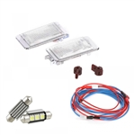 Miata Interior Lighting Upgrade Kit with LED Bulb 1990 - 2005 Miata