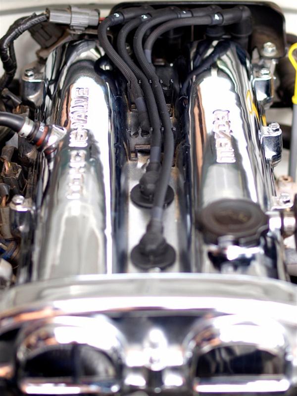 Mazda Miata Performance Spark Plug Wires 1990-1997 & 1999-2000 8mm Hi Temp  Fire Braided Shielding Colors RSpeed