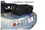 Boot-Bag Original Travel Bag miata trunk lid bag