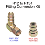 Rspeed R12 to R134 A/C Conversion Kit for 1990-93 Miata