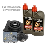 Complete Rspeed Shifter Rebuild Kit With Motul Transmission Fluid - Maintenance Package (Includes Bushings, Upper and Lower boots, & Gear Oil)