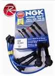 NGK Plug Wire Set, Miata MX-5 1990 - 2000