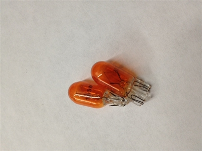 Rspeed Side Marker Orange Bulb Light 194 Set of 2