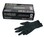 Black Nitrile Mechanic Gloves