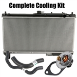 Complete Radiator Replacement Kit , Miata 99-05 1.8