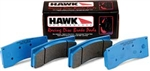 rear Hawk Brake pad set Miata