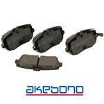 2006-2015 MX-5 Miata Rear Brakes by Akebono