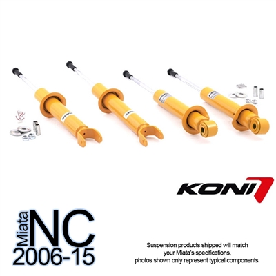 Koni Sport Shocks Mazda MX-5 2006-2015