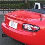 Garage Vary Rear Trunk Lip Spoiler Miata MX-5 2006-2015