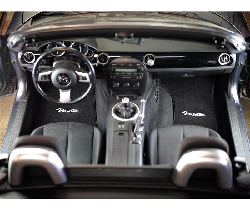 Mazda Miata Mx 5 Floor Mats 2006 2015 Rspeed