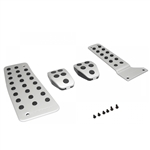 I.L. Motorsport Sport Pedal Set ND Miata Sport Pedal Set Billet Aluminium Complete 4 Piece Set MX-5 2016 +