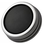 Mazda MX-5 Seat Adjustment Knob Ring Silver Matte Fits 2016+  By IL Motorsports