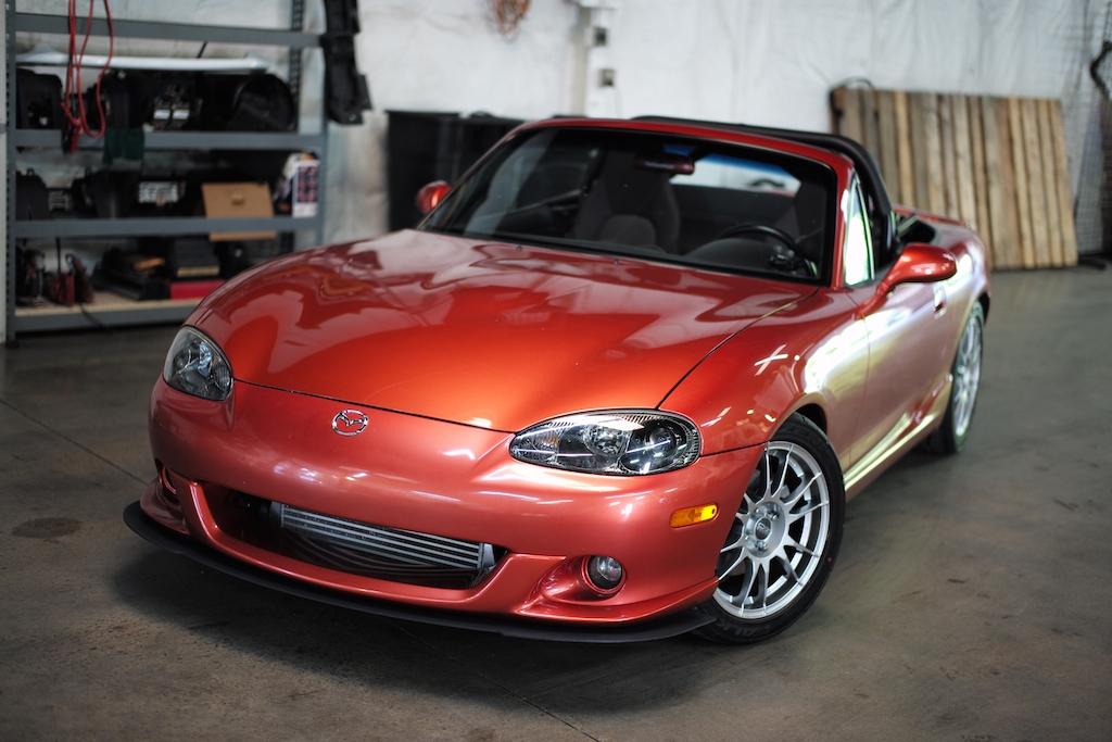 RSpeed: Mazda Miata MX-5 Parts & Accessories 1999-2005