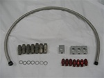 "48 IDA STAINLES BRAIDED FUEL LINE KIT<br><font color=""red"">99008.922</font>"