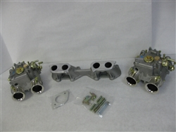 Conversion Kit With Webber Carbs