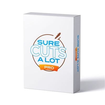 Sure Cuts a Lot 5 Pro Upgrade