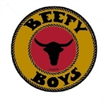 Sweet Garlic Beefy Boys Beef Jerky 3.0 Oz.
