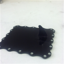 "Vector Lid with Shark Fin (for wind tunnel testing) - <inline style=""color: rgb(227, 108, 9);""><b>OUT OF STOCK</b></inline>"