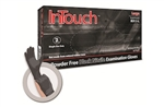 InTouch Nitrile Black Gloves