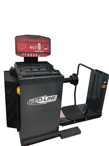 Eco-Line WB3624T Truck Tire Wheel Balancer