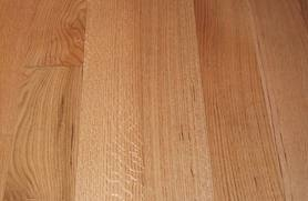 "Unfinished Red Oak  3/4"" solid Select and Better Rift & Quartered - 2-1/4"""