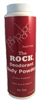 rock deodorant body powder