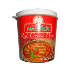 TCC Red Curry Paste
