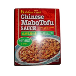 House Foods Chinese Mabo Tofu Sauce Med.Hot