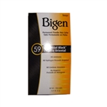 Bigen Powder Hair Color Oriental Black