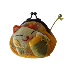 Coin Purse Cat #2