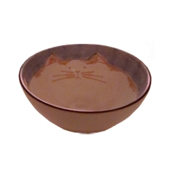 Cat Design Rice Bowl