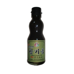 Assi Brand Black Sesame Oil