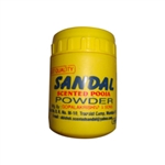 Sandal Scented Pooja Powder