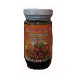 Caravelle Black Pepper Sauce