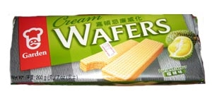 Garden Cream Wafers (Durian Flavor)